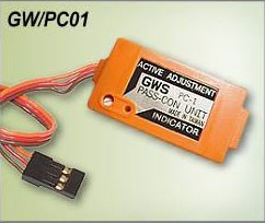 GWS PC-01 PASS-CON UNIT GWPC01