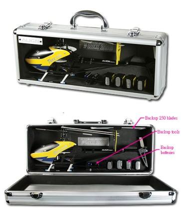 H25090A T-REX 250 Aluminum Case