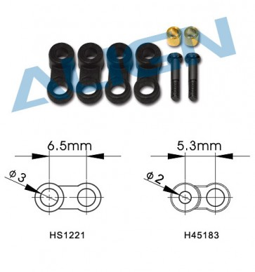 H45183 New Tail Pitch Control Link