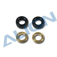 H50022 Damper Rubber/Black 80°
