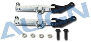 HN6092QF Metal Washout Control Arm/Silver