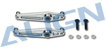 HN7012QF Metal SF Mixing Arm/Silver