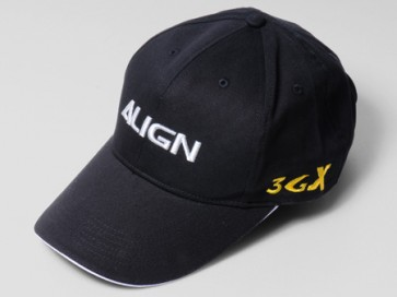 HOC00001A 3GX Flying Cap/Black