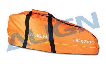 HOC50002 T-REX 500 CARRY BAG/ORANGE