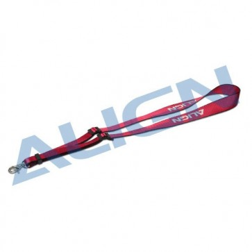 HOS00011 Radio STrap Cherry Red