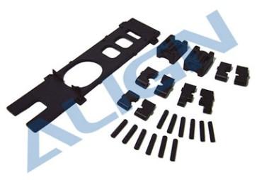 HS1121 Carbon Frame Plastic Parts Set