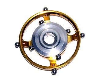 Piatto in metallo 90° e 120° PV0092B