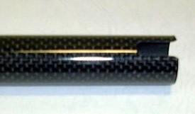 Tubo carbonio R30 PV0099