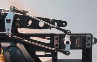 SET Completo  Push-Pull Raptor 30/50/90 PV0349