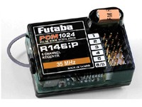 Ricevente mini PCM R146IP  6 canali  35 MHZ R146IP35