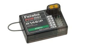 Ricevente mini PCM R146IP  6 canali  40 MHZ R146IP40