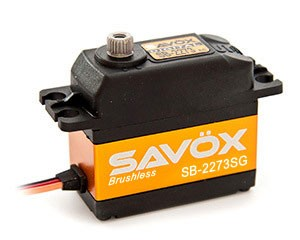 SAVOX SB-2273SG Brushless High Voltage SAX153