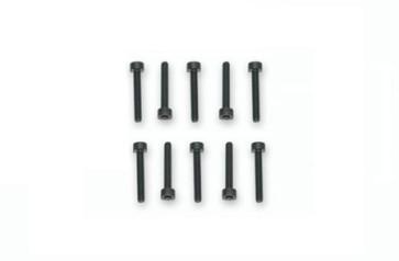 10 Viti M2,5x16mm Testa Cilindrica Cava Esagonale SCR2516