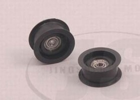 Guide pulley assy  KIT di 2 pulegge con cuscinetto STY0021