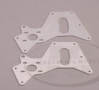 Upper Metal Frame Set STY0152