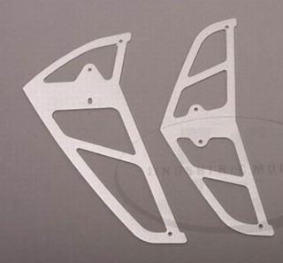 Metal Tail Fin STY0164