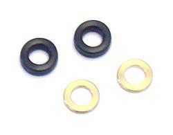 Damper Rubber/Black 85° XP50022