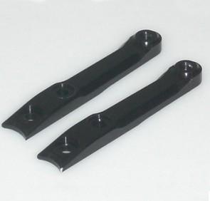 KSA6203 Arm Grips  silver color