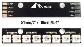 RGB LED WS2812B-8