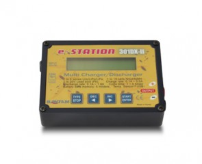 e-Station 301DX2 Charge current 5.0 A ECH301DX2