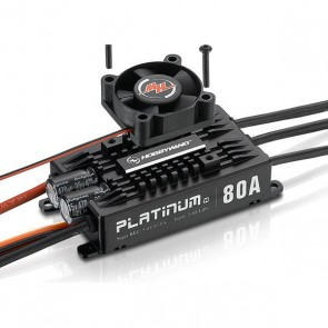 30203200 HobbyWing Platinum Pro 80A Speed Controller