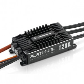 30203401 HobbyWing Platinum Pro 120A Speed Controller