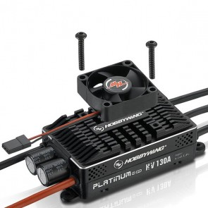 30209200 HobbyWing Platinum Pro HV 130A Speed Controller