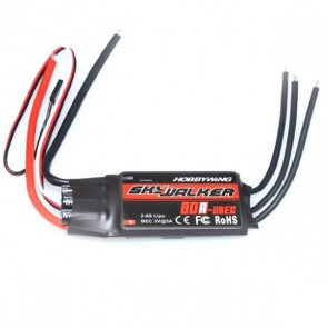 30216200 HobbyWing Skywalker 80A-UBEC Speed Controller