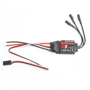 80060010 HobbyWing  Mini RC 20A Speed Controller