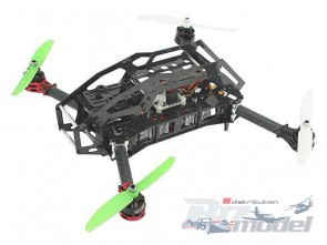 AerialFreaks MOJO 280 FPV Multicopter Kit ARTF