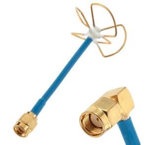 Antenna 5,8 ghz circolare  Femmina
