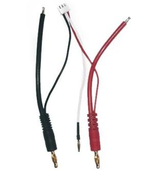 Cavo connessione Batterie Ca 4mmr con bilaciatore  CW143 CW143