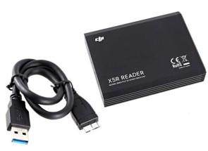 DJI Zenmuse X5R Part3 SSD Reader