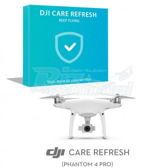 DJI Care Refresh (Phantom 4 Pro/Pro+) Card