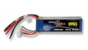 GP14606S GP14606S 22,2V 1460mAh 6Cell 65C