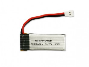 GP500PCM1S GigaPower 3.7V 500mAh 1cell
