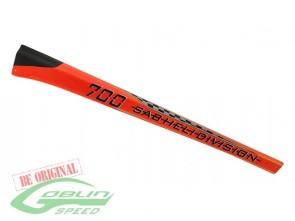 TAIL BOOM G700 SPEED ORANGE H0383-S