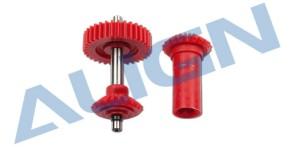 H6NG001AX M0.6 Torque Tube Front Drive Gear Set/40T