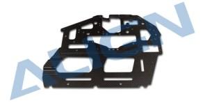 H80B037XX 800E PRO Carbon Main Frame(L)-2mm
