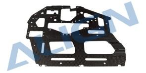 H80B038XX 800E PRO Carbon Main Frame(R)-2mm