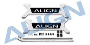 H80F003XX Align 800E PRO Landing Skid-White10 H80F003XX