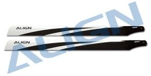 HD700B 700 3G Carbon Fiber Blades HD700B