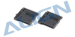 HEA183001L Micro SD Card Holder