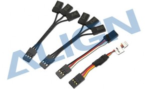 HEP42502 Receiver Signal Wire Set