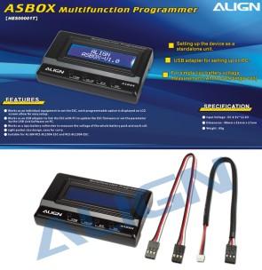 ASBOX Multifunction Programmer HES00001