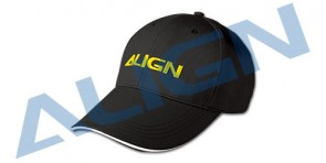 HOC00010 ALIGN Flying Cap - Black