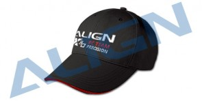 HOC00012 ALIGN Flying Cap - Black