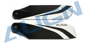 HQ1060A 106 Carbon Fiber Tail Blade