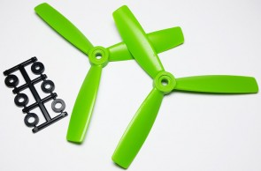 HQProp 5X4,6X3 CW GREEN (pack of 2)