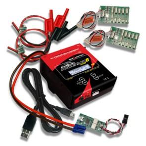 CELLPRO POWERLAB 8 Combo 2 w/ CP8S-TP/PQ-PAR (Molex/Yeonho) Adapters LC08-C2-TP/PQ-PAR-EC5